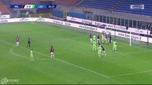 A.C. Milan-Inter Milan - Main - Corner - Far