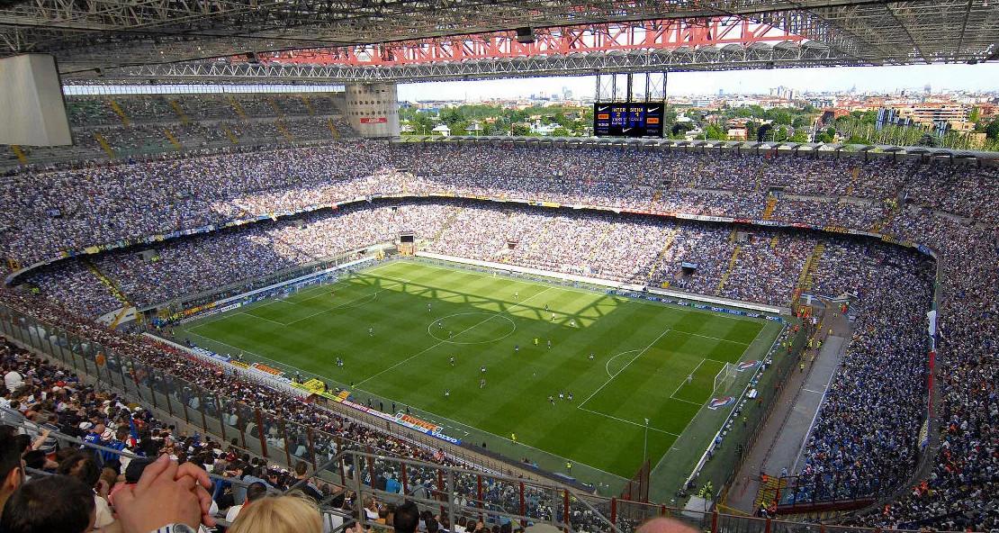 A.C. Milan & Inter Milan-San-Siro