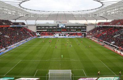 Bayer 04 Leverkusen – BayArena Stadium