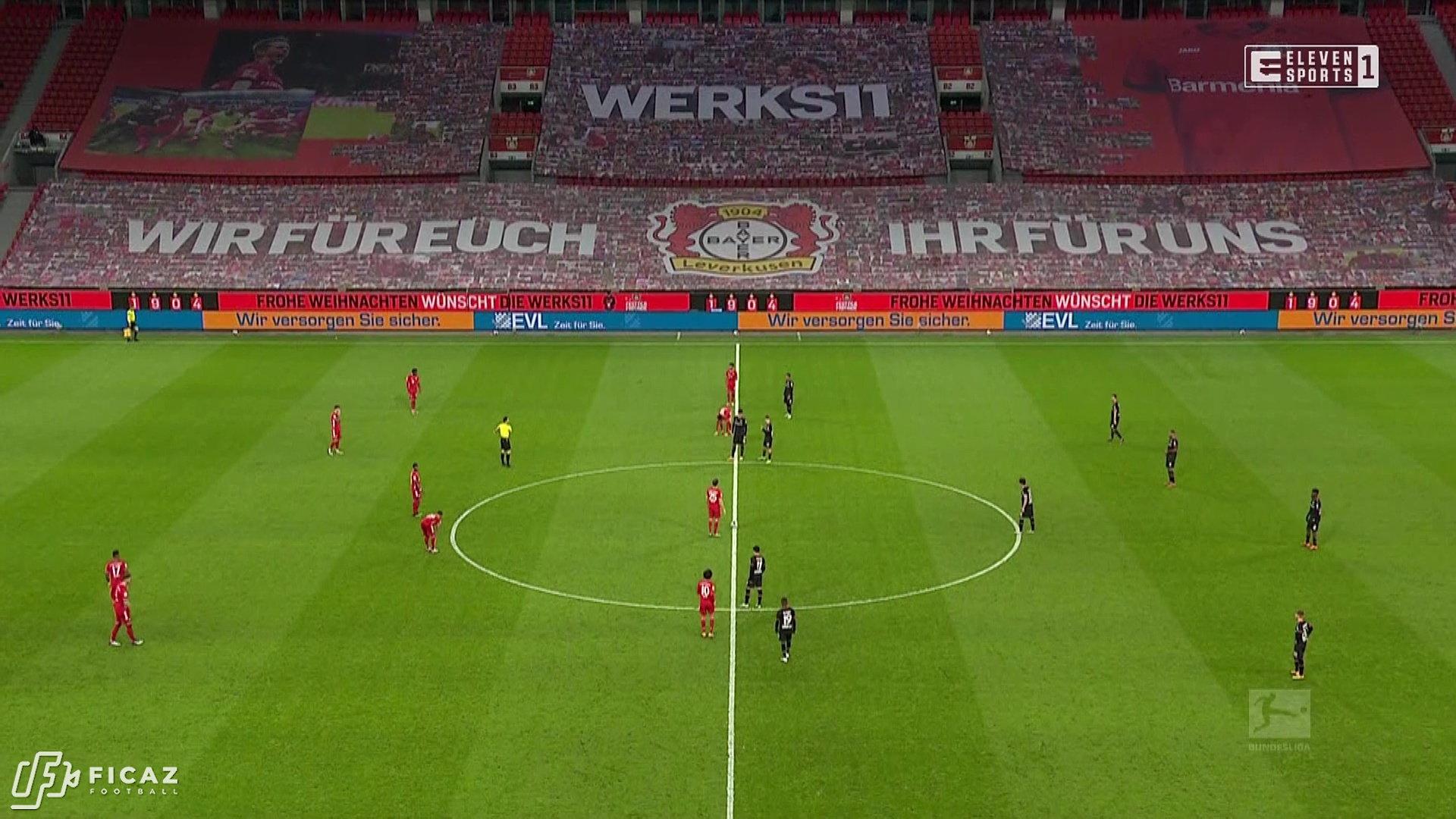Bayer 04 Leverkusen - Main