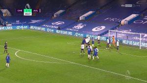 Chelsea F.C. - Corner - Far