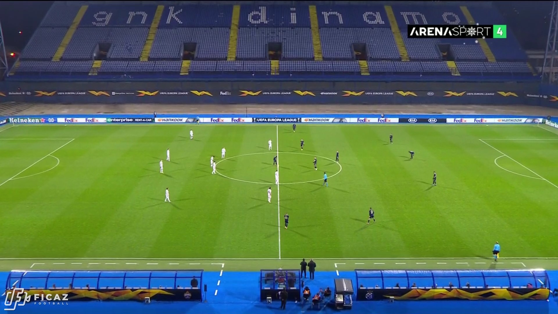 Dinamo Zagreb GNK - Main center