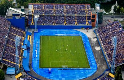 Dinamo Zagreb GNK – Stadion Maksimir