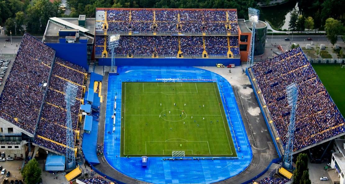 Dinamo Zagreb GNK - Stadion Maksimir