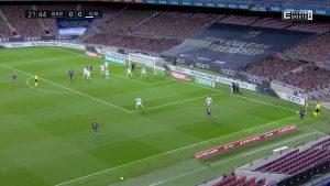 FC Barcelona-corner