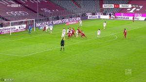 FC Bayern Munich - Corner - Far