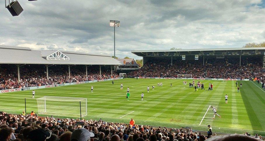 Fulham F.C. – Craven Cottage-stadium