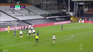 Fulham F.C. - Corner - Far