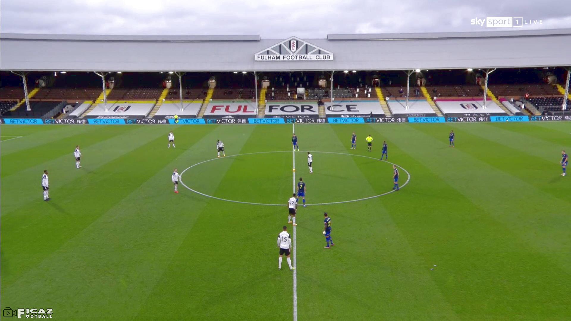 Fulham F.C. - Main Camera Center