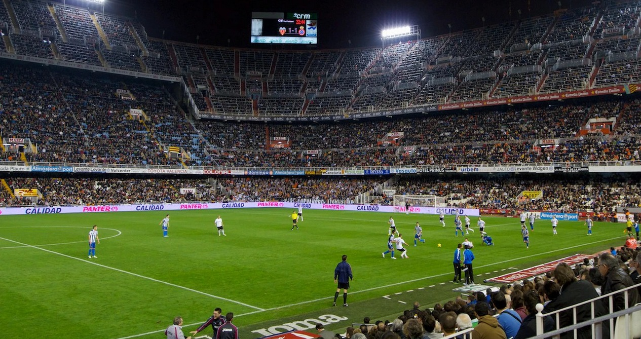 Mestalla Stadium- Valencia CF