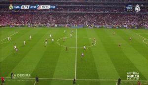 Santiago Bernabéu Stadium-2014 - high camera
