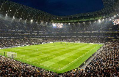 Tottenham Hotspur F.C. – Tottenham Hotspur Stadium