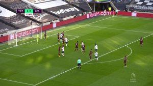 Tottenham Hotspur F.C - Corner - Far