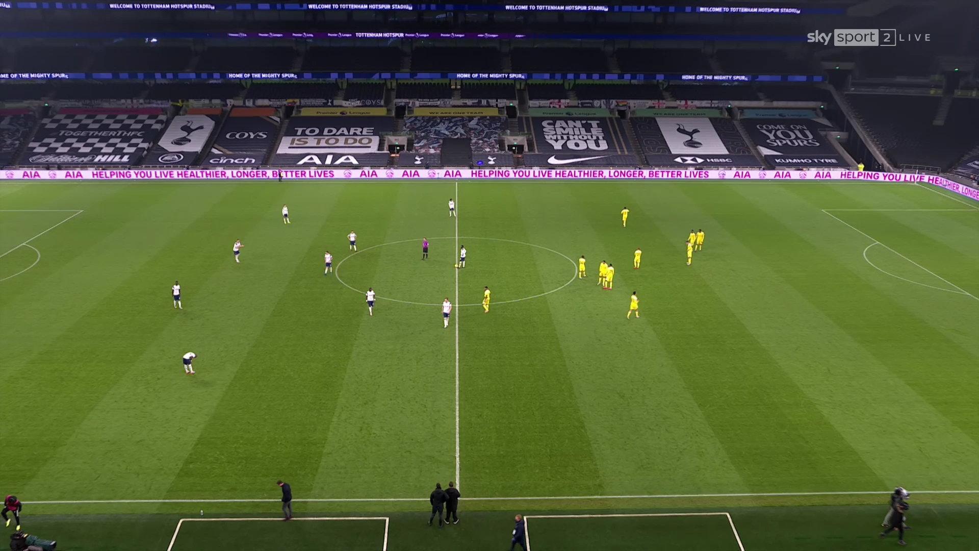 Tottenham Hotspur F.C - Main