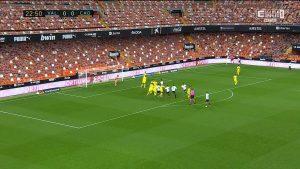 Valencia CF - Corner - Far