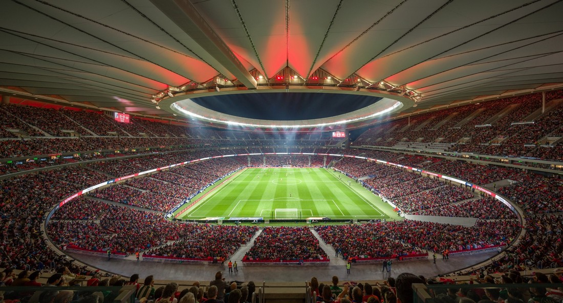 Atlético Madrid – Wanda Metropolitano Stadium