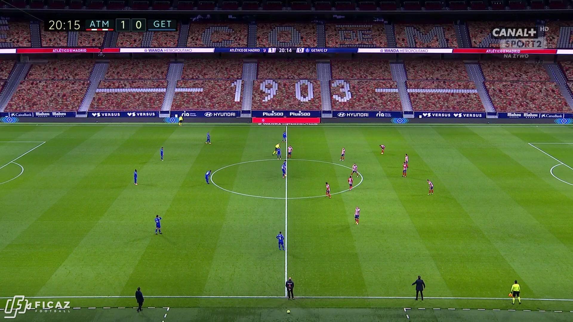 Atlético Madrid - Main