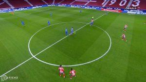 Atlético Madrid-SkyCam