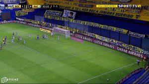 Boca Juniors - Corner - Near