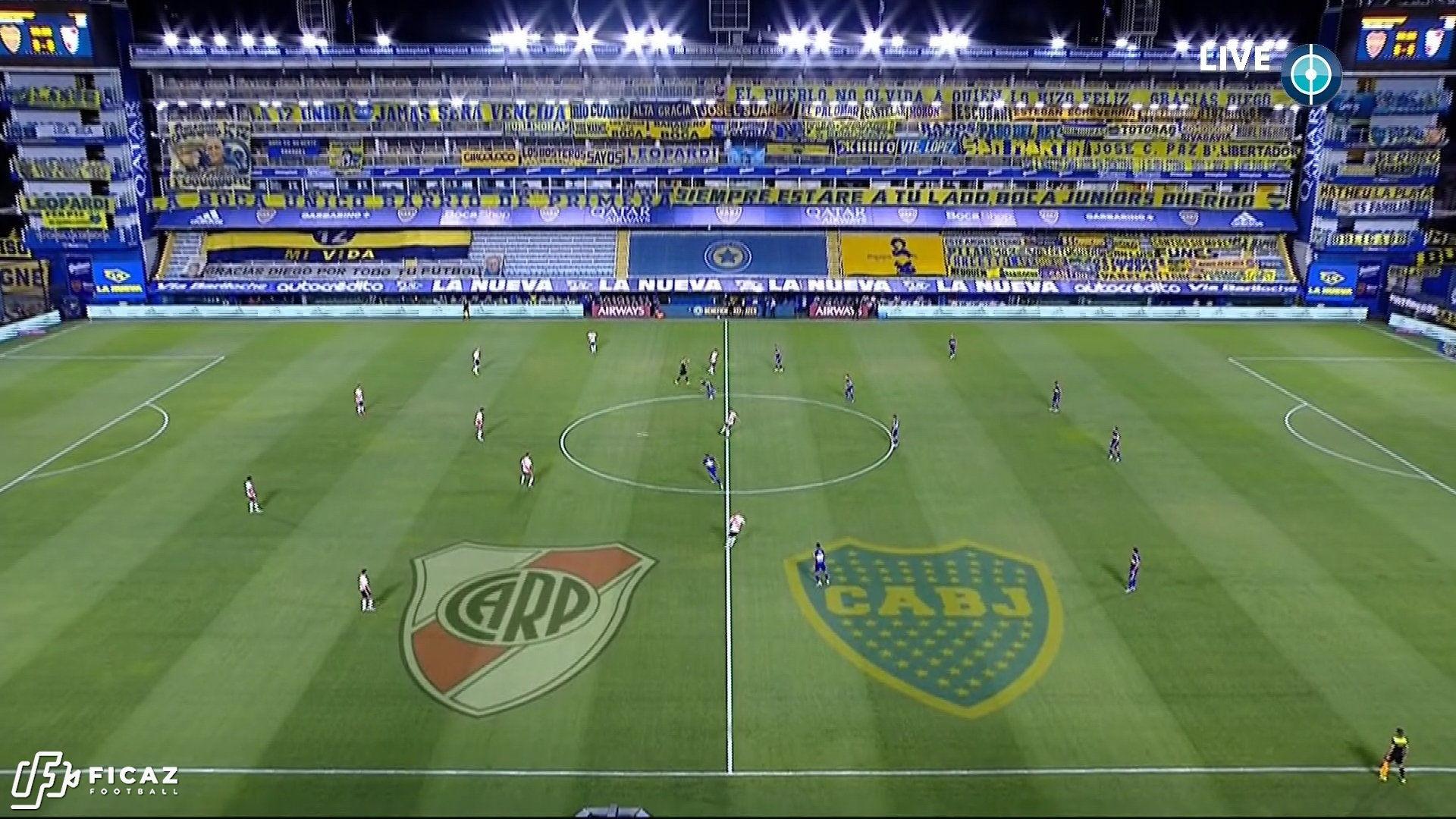 Boca Juniors - Main