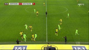 Borussia Dortmund - Bottom - near side