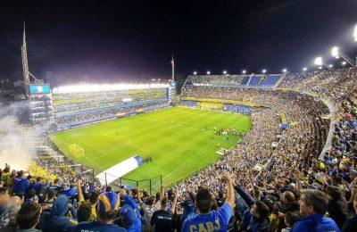 Boca Juniors – La Bombonera