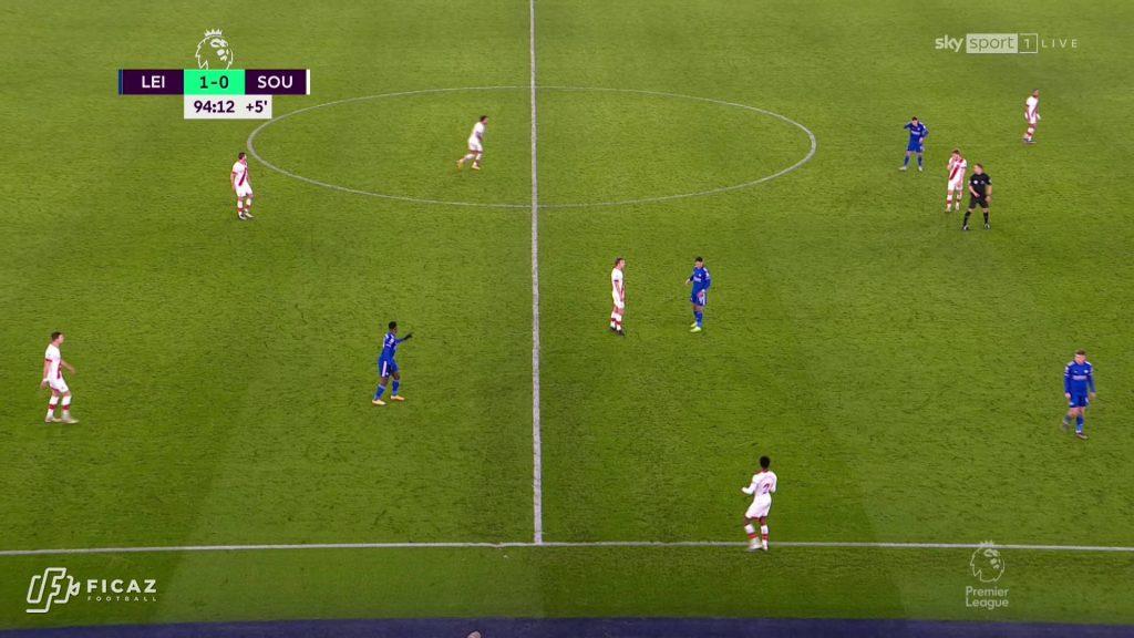 Leicester City F.C. - Bottom