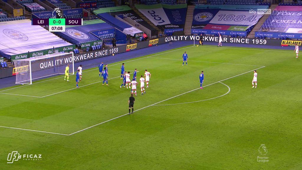 Leicester City F.C. - Corner - Far
