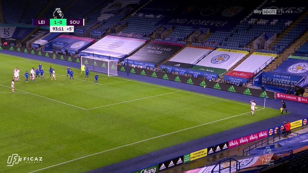 Leicester City F.C. - Corner - Near