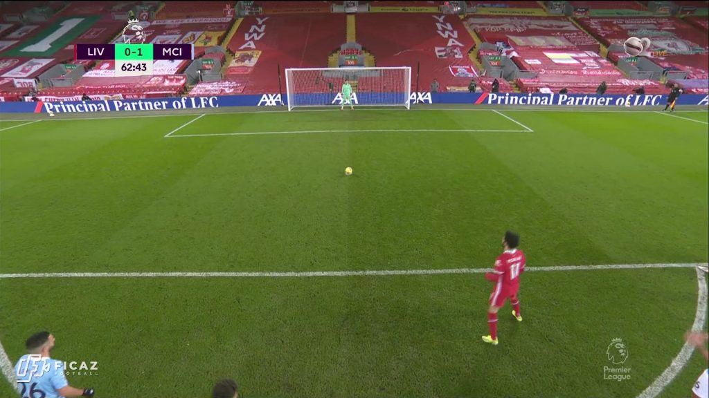 Liverpool vs Manchester City - 1:4 - 2/7/2021