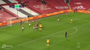 Manchester United F.C. - Corner - Far - Old Trafford