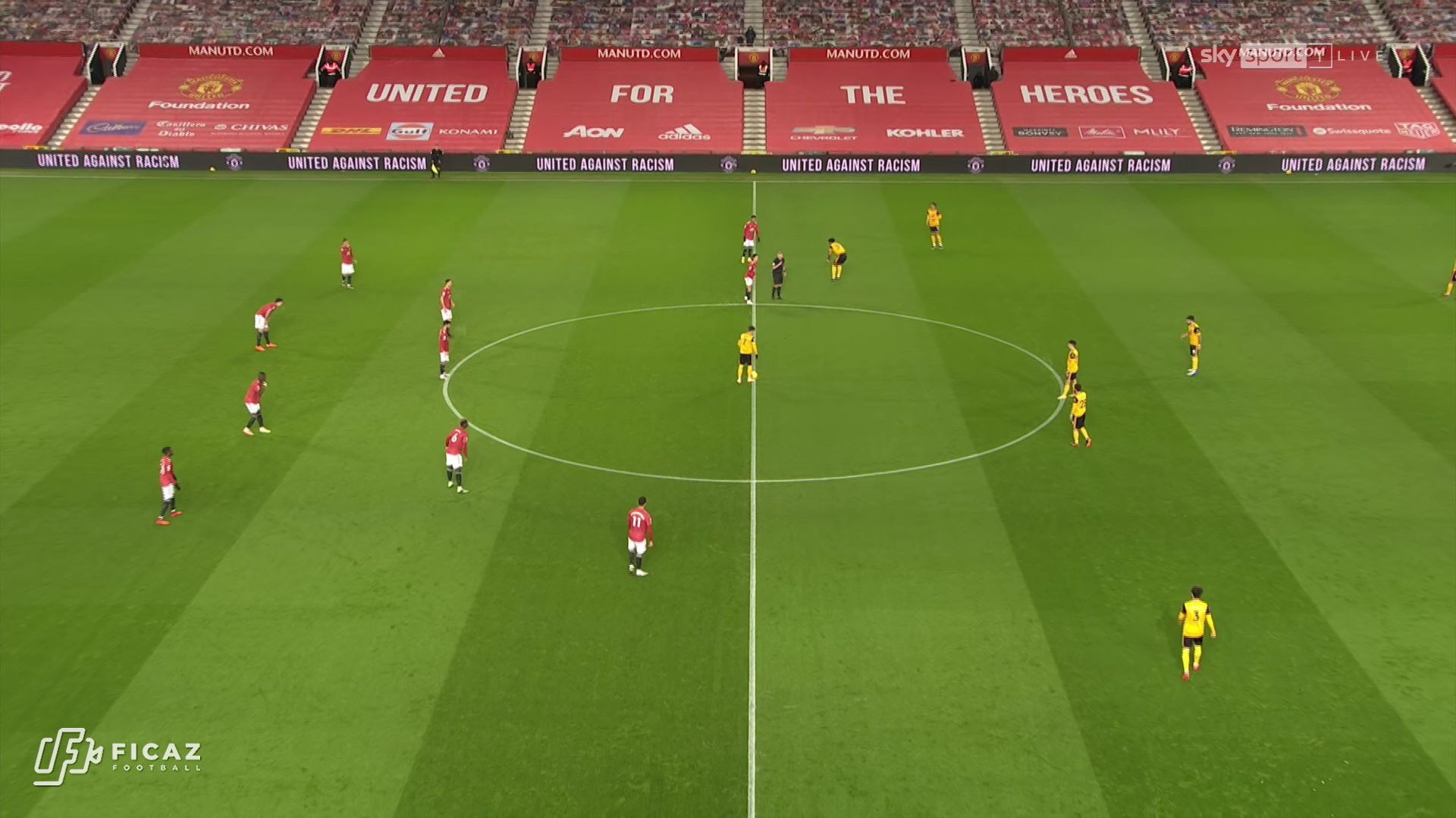 Manchester United F.C. - Main - Old Trafford
