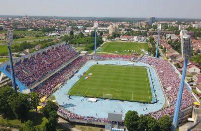 NK Osijek – Stadion Gradski Vrt