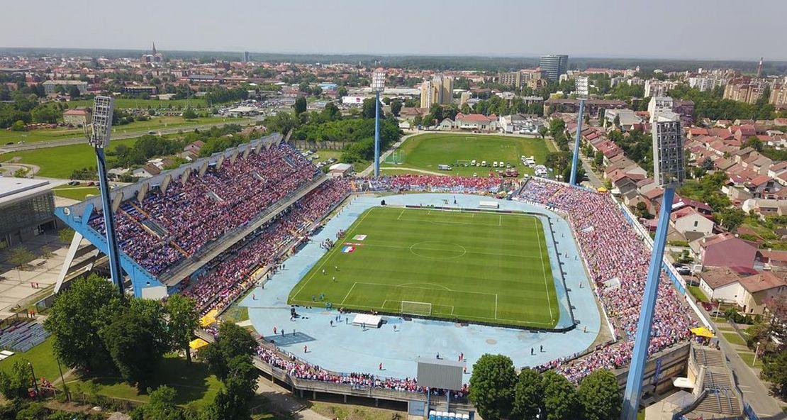 Stadion Gradski Vrt NK Osijek