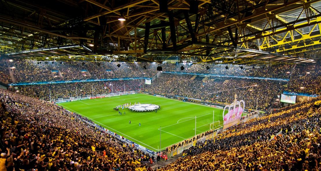 Westfalenstadion - Signal Iduna Park - Borussia Dortmund