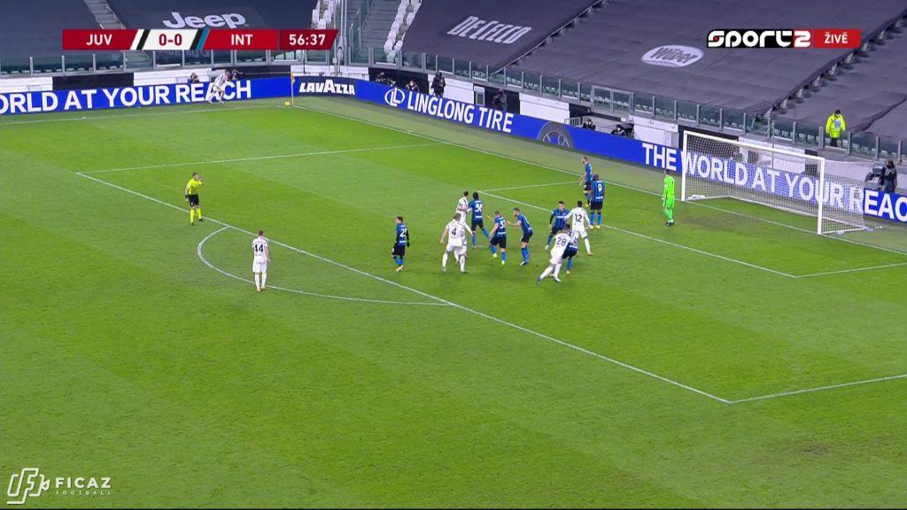 Juventus F.C. - Corner - Far