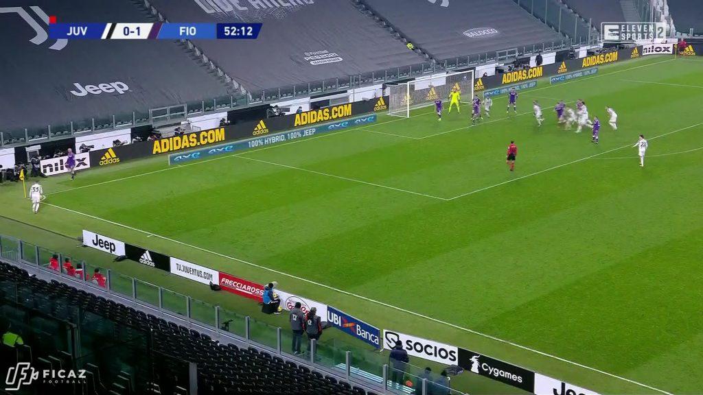 Juventus F.C. - Corner - Near