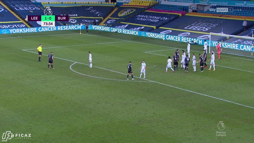 Leeds United - Corner - Far