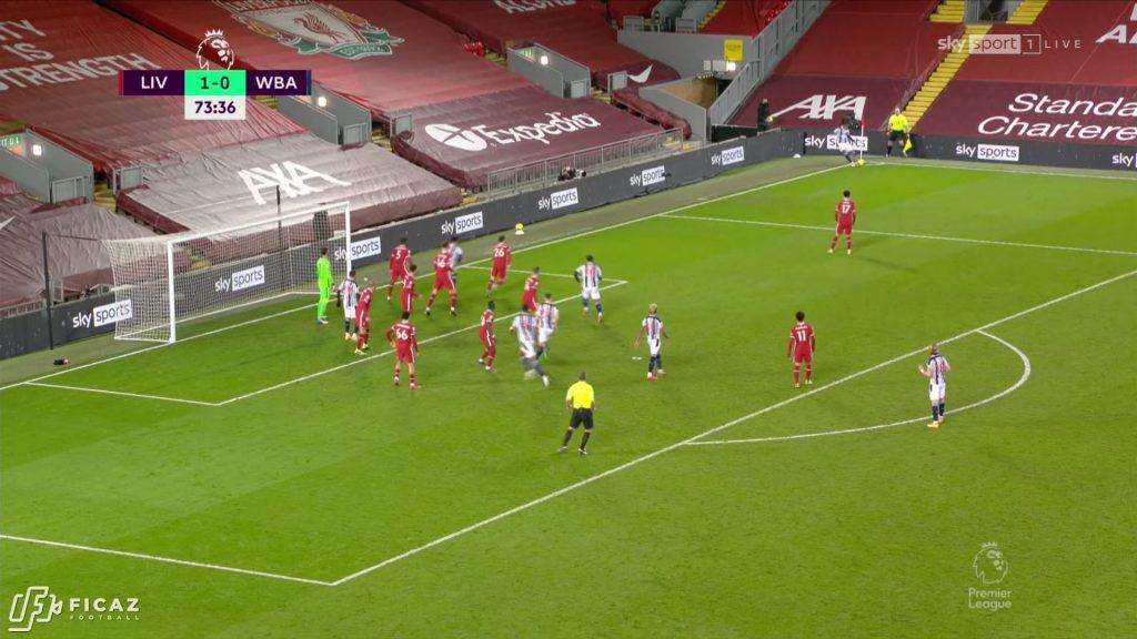 Liverpool F.C. - Corner - Far