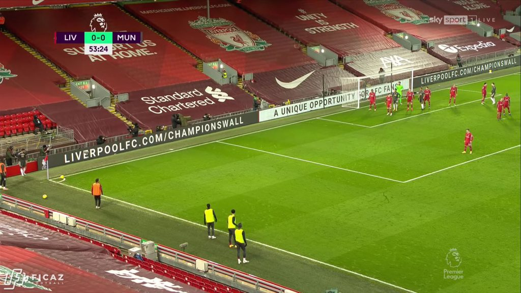 Liverpool F.C. - Corner - Near