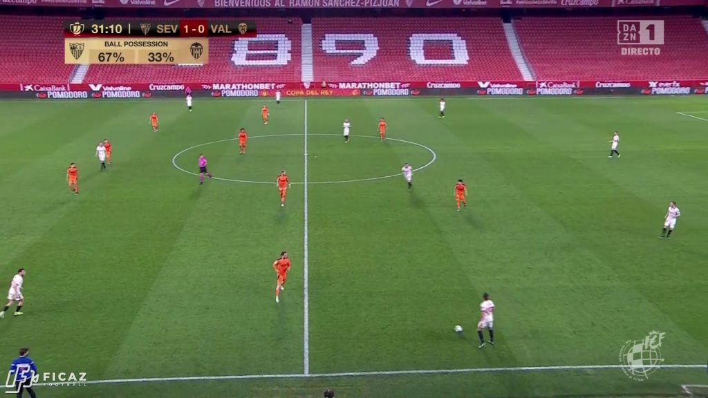 Sevilla FC - Bottom