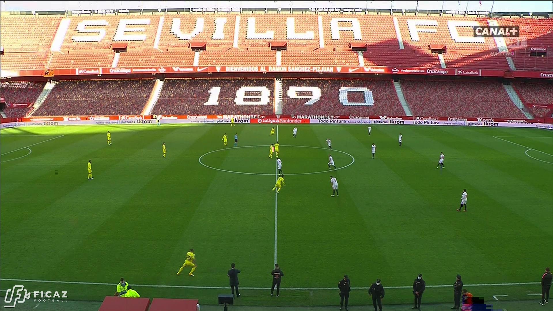 Sevilla FC - Main