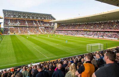 Wolverhampton Wanderers F.C. – Molineux Stadium