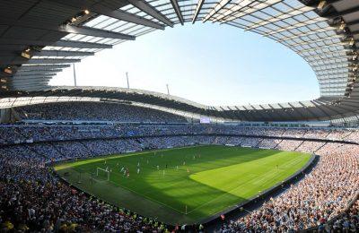 Manchester City F.C. – Etihad Stadium